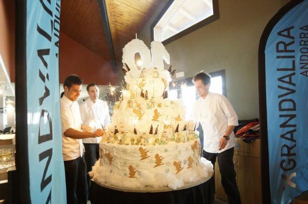 Grandvalira celebra su 10º aniversario con una gran fiesta