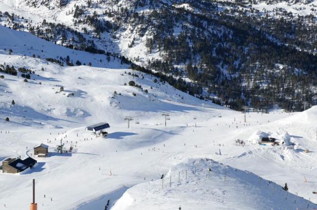 Grandvalira llega a las navidades con 176 km de pistas, una de las mayores extensiones de Europa