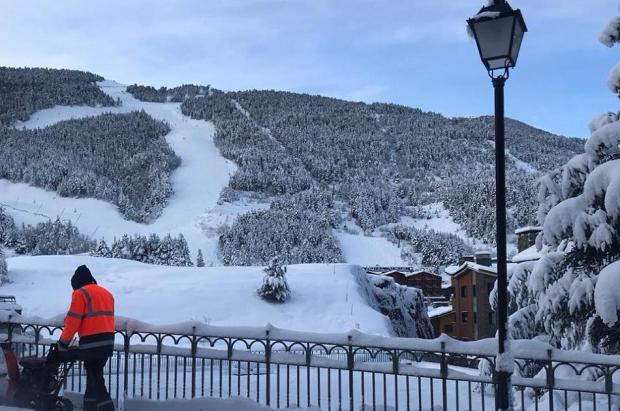 Grandvalira efectúa balance de unas Navidades con más 260.000 esquiadores