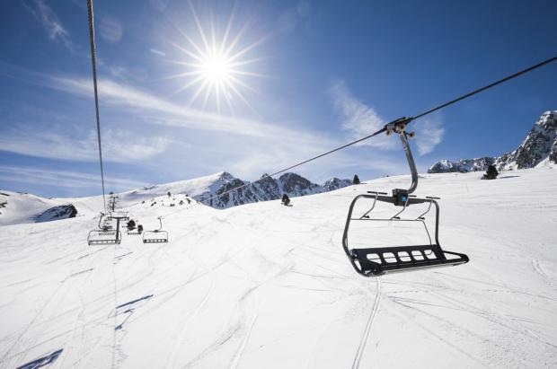 260.000 esquiadores eligen Grandvalira durante las vacaciones de Navidad y Reyes