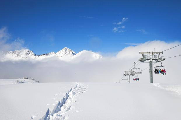 Grandvalira recibe una ligera nevada para encarar la Semana Santa con 190 km de pistas