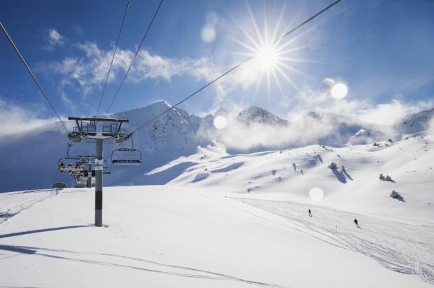 Grandvalira llega a 160 kilómetros esquiables y abre el sector Peretol en Navidades