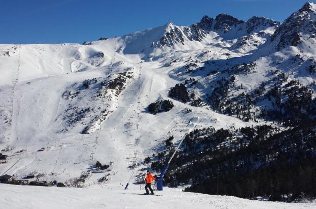 Grandvalira calienta motores para una Semana Santa plena de nieve y diversión