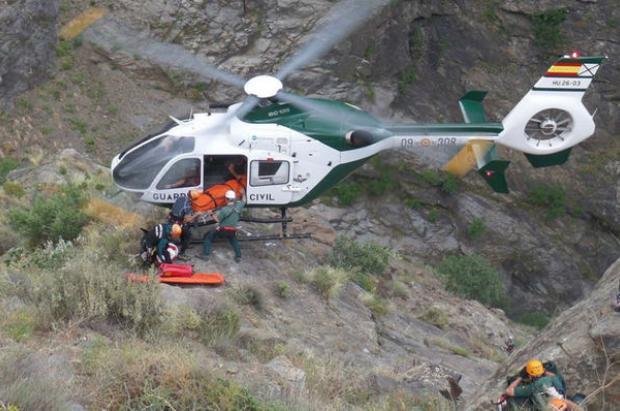 Muere un montañero tras sufrir una caída en el Veleta de Sierra Nevada