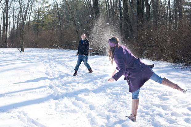 Tirar bolas de nieve deja de ser ilegal en Colorado gracias a un niño de 9 años