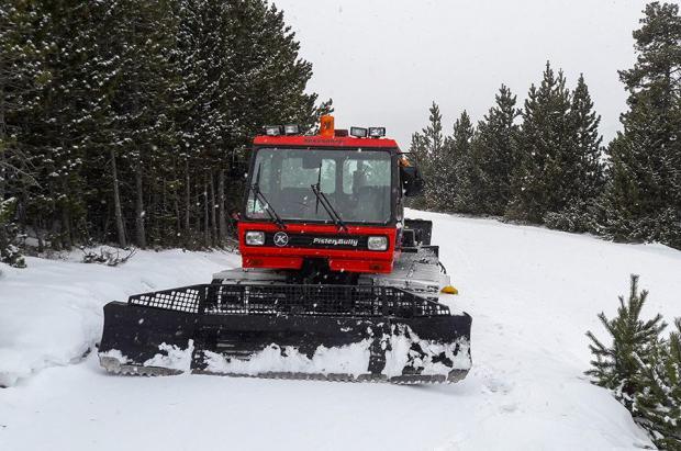 La estación de esquí nórdico de Guils Fontanera abrirá 15 km de pistas este sábado