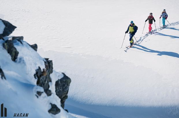 Novedades esquís Hagan y raquetas Inook 2018