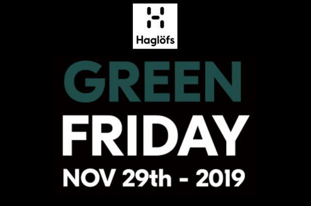 Así entiende el Black Friday Haglöfs: duplica sus precios para fomentar el consumo responsable