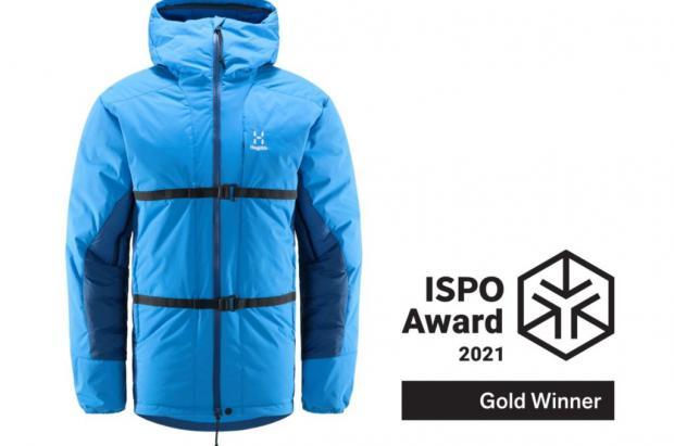 """Haglöfs consigue el premio """"Producto del año ISPO"""" por su chaqueta Nordic Expedition Down Hood"""