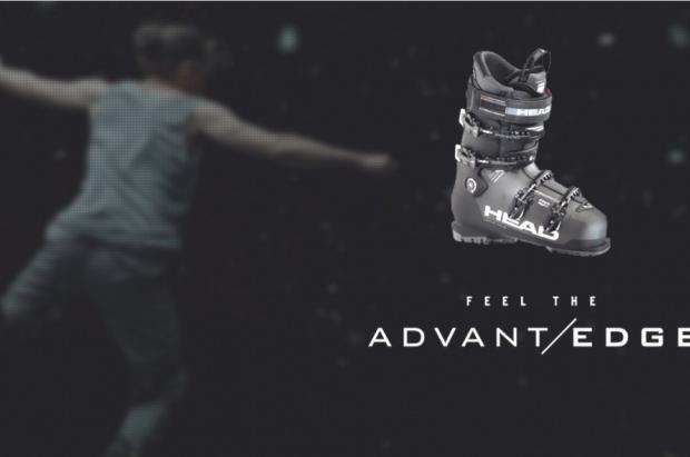 Botas AdvantEdge de Head, tan ligeras y equilibradas que te sentirás como si bailaras