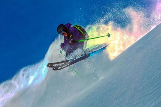 Los esquís y botas más utilizados en las pistas de los Alpes y los Pirineos