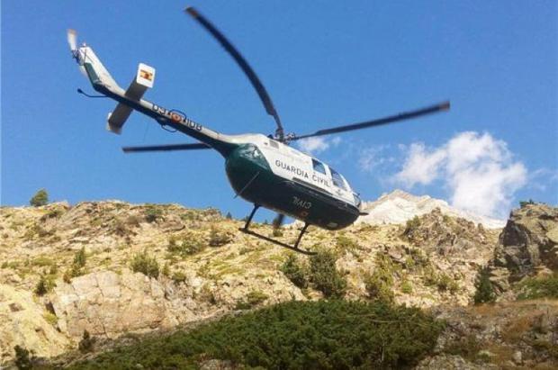 Muere un montañero valenciano en el Posets y un vasco fallece en el monte Mugarra