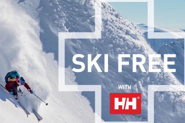 Helly Hansen te regala un forfait para esquiar en Boí Taüll, Chamonix y a otros 50 destinos top