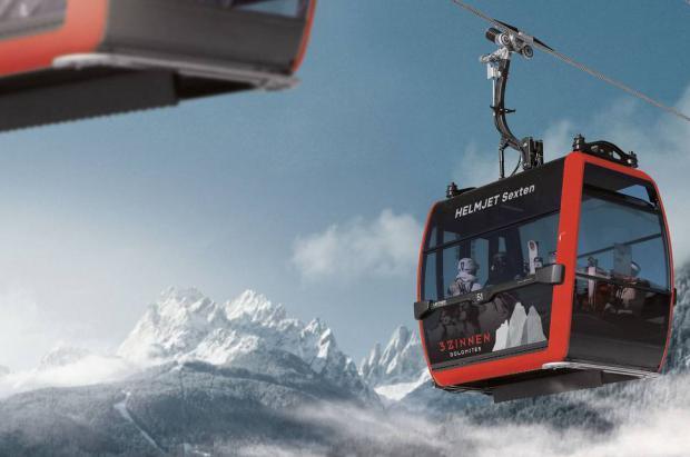 Avanza la construcción del nuevo telecabina de 3 Zinnen que debe estar listo en invierno