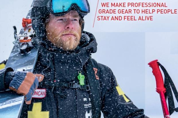 Helly Hansen te acompaña, incluso en el Ártico