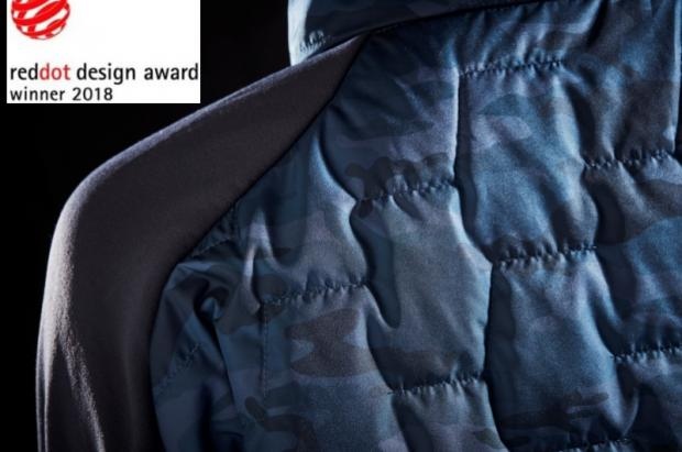 Helly Hansen consigue un Award Red Dot con la Lifaloft Hybrid Insulator Jacket