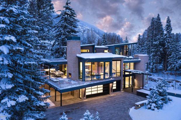 El ranking de las estaciones de esquí más caras del mundo para comprar vivienda en 2020