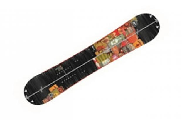 Tabla de snowboard K2 Panoramic