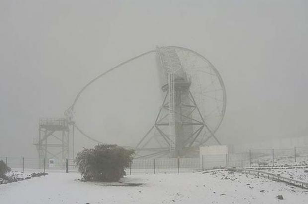 La nieve llega a las islas Canarias y cubre las cumbres de Tenerife, Gran Canaria y La Palma