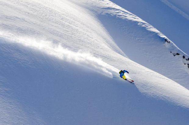Esquí en Argentina. Foto cedida por Chapelco Ski Resort