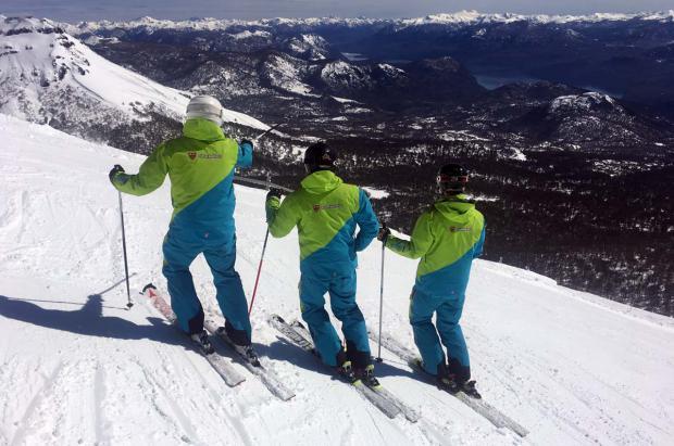 Cerro Chapelco: amor, selfies y nieve a primera vista