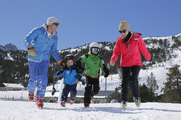 Andorra, 468 km2 de diversión en familia