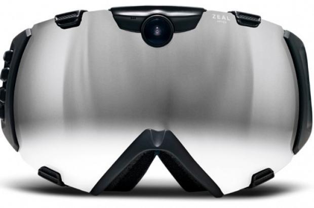 Gafas de máscara con cámara HD incorporada, iON Zeal la revolución de las cámaras POV!