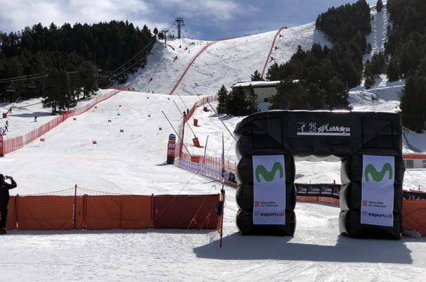 Te contamos todos los detalles de los 4 estadios FIS de La Molina
