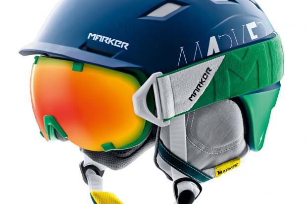 MARKER lanza Protective Snow Equipment