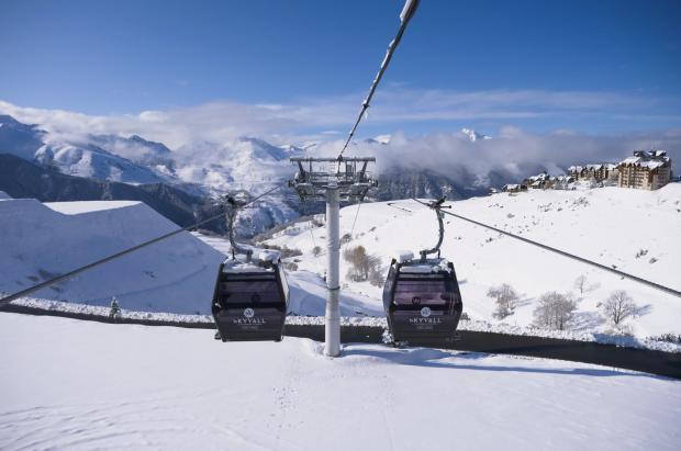 Las estaciones de esquí en los Pirineos afrontan un gran desafío. Evolucionar se convierte en una necesidad y el grupo N'PY (Nouvelles Pyrénées) está listo para dar el salto.