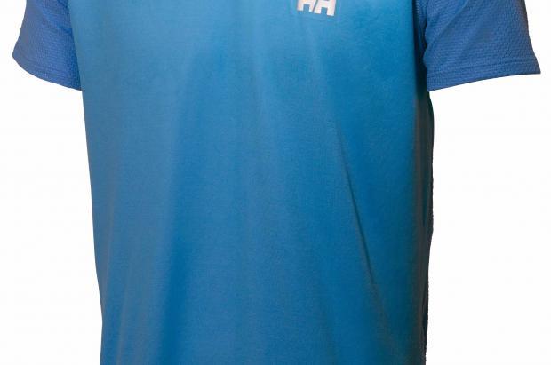 Pace Mesh de Helly Hansen, la camiseta perfecta para este verano
