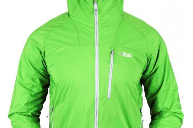 La chaqueta estrella de RAB: Strata Hoodie Jacket
