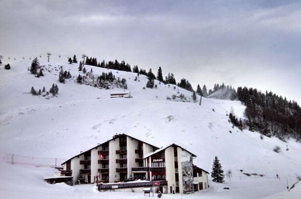 Morschach-Stoos, la pequeña suiza a los pies de Schwyz