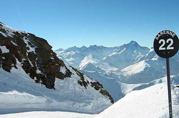 La Sarenne de Alpe d´Huez: La pista más larga del mundo