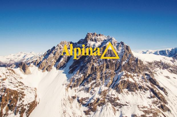 Nuevo catalogo 2018 de mochilas Alpina