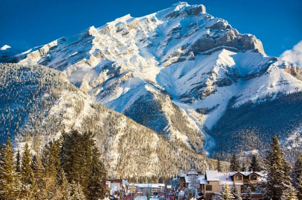 6 razones para ir a esquiar a Banff (Canadá) este invierno