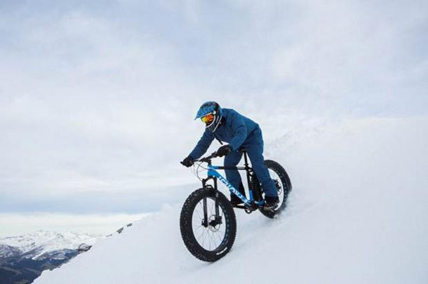 "Surfea la nieve con la ""Protest Fat Bike"""