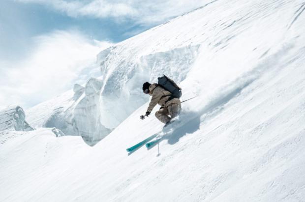 Detalles de la nueva colección esquís Black Crows 2021-22