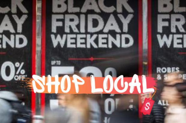 Este año vive el Black Friday en Shop Local. Descubre las mejores ofertas