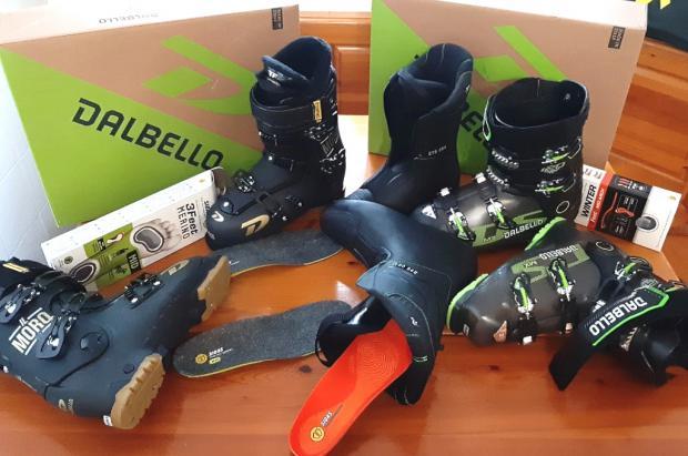 5 ideas básicas sobre botas de esquí