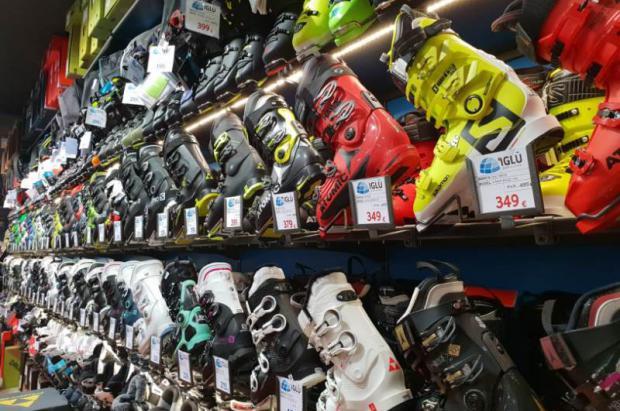 Cómo comprar unas botas de esquí y acertar a la primera