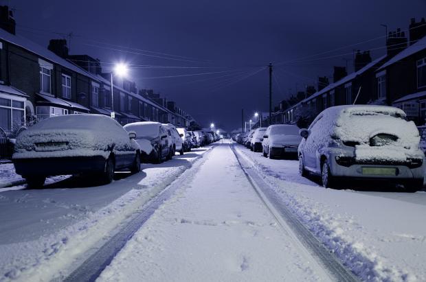 NEUMÁTICOS Y NIEVE II : Consejos para conducir sobre la nieve