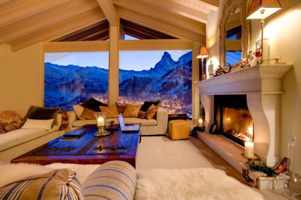 Un casa de ensueño: Chalet Grace de Zermatt