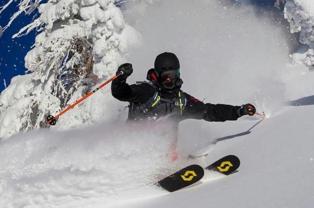 Toda la colección esquís Scott 2016
