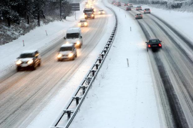 5 cosas que debes saber sobre neumáticos y nieve
