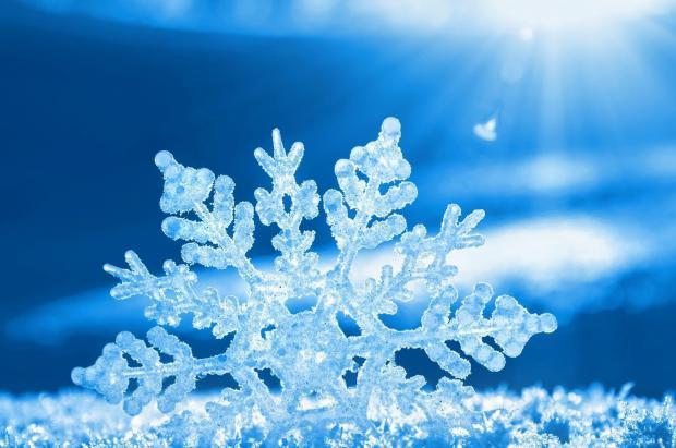 La nieve: ese mágico elemento