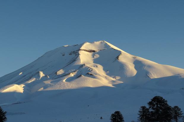 Esquí Chile: Planeta Corralco