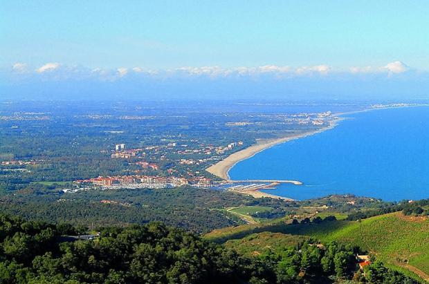 Pirineo Oriental: De los viñedos de la Côte Vermeille a las Neiges Catalanes