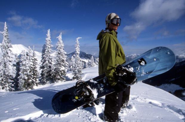 Leyendas del snowboard: Craig Kelly