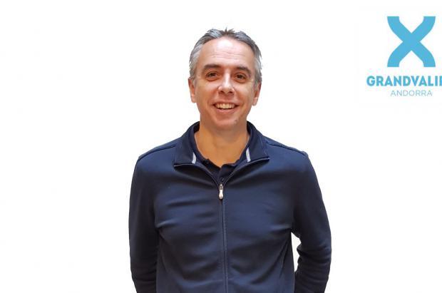 """David Hidalgo, Director General de Grandvalira-Ensisa """"Con la pasarela de Soldeu todos ganamos"""""""